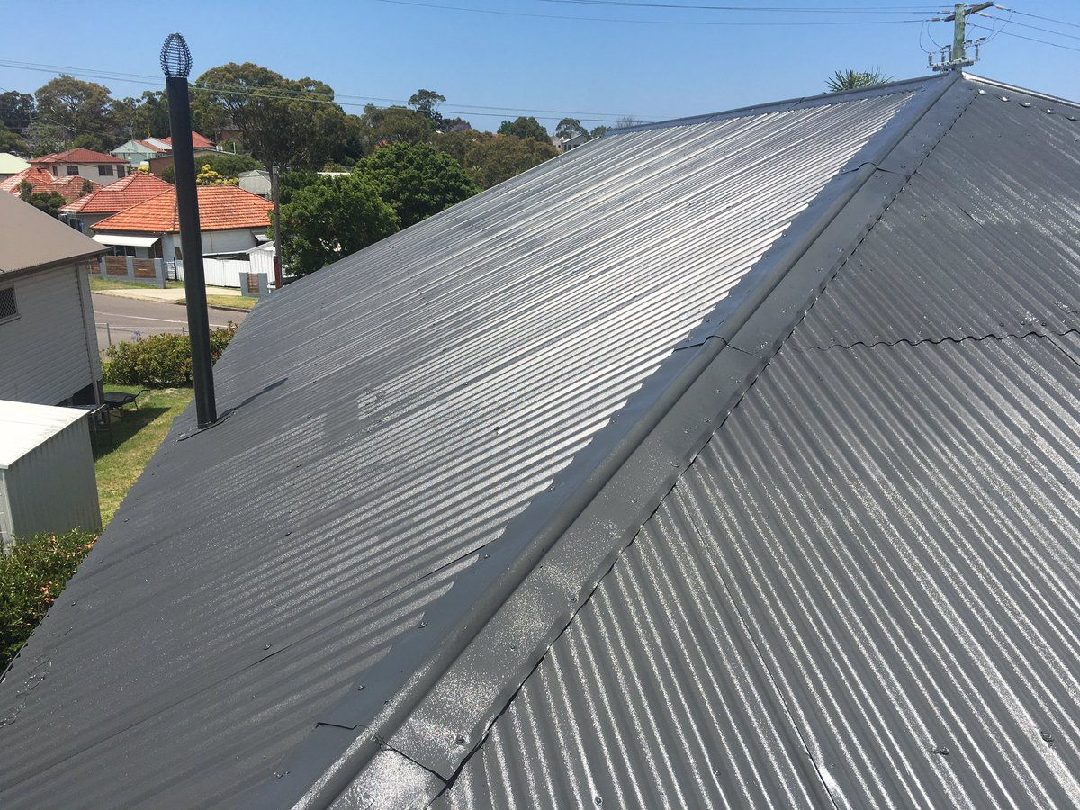 Roof restoration of a Private Home – Therapy for Roofing